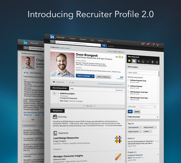 Recruiter Profile