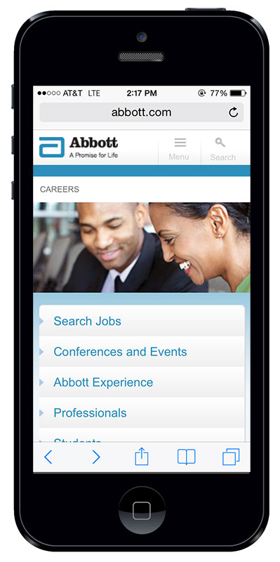 mobile recruiting abbott