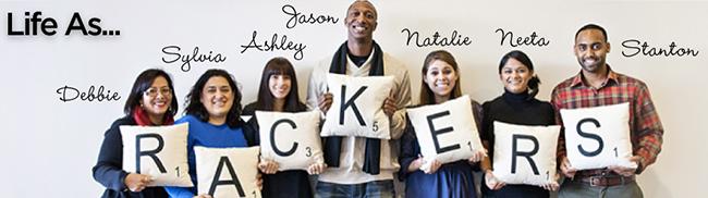 Employee engagement at Rackspace -- Life