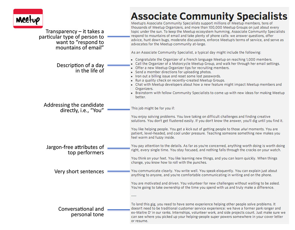 how to create job description template - job descriptions that win 3 outstanding examples