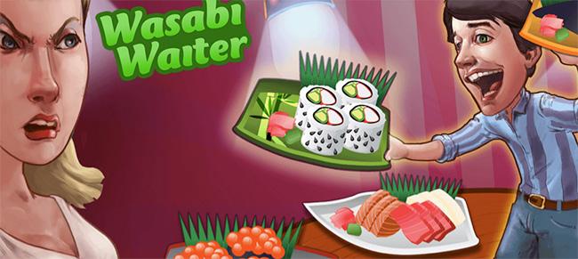 Wasabi Waiter