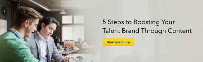 content marketing for talent acquisition