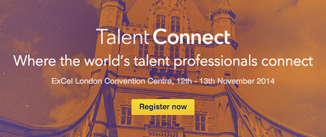 register for talent connect london