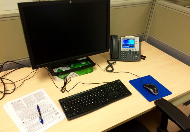 emptydesk