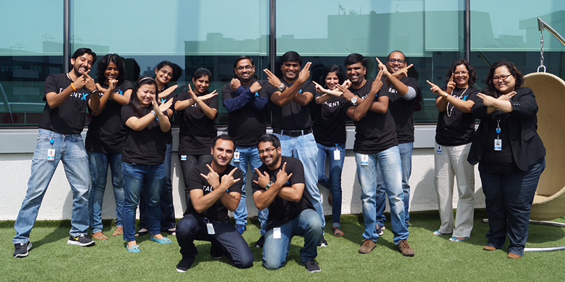 linkedin recruiting team in india