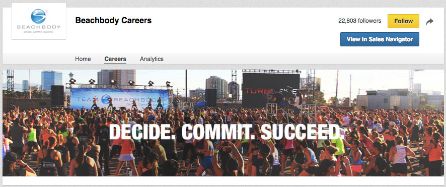 beachbody-linkedin-careers-page