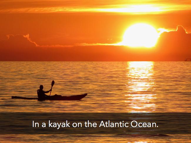 in-kayak