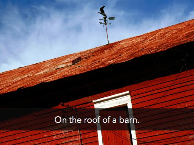 on-barn