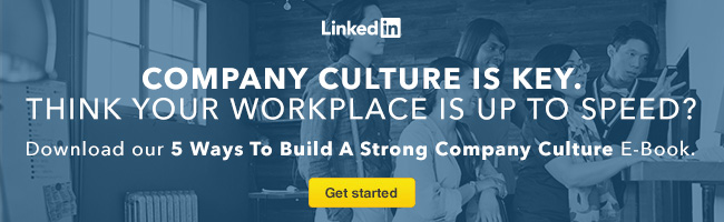 how to build strong company culture