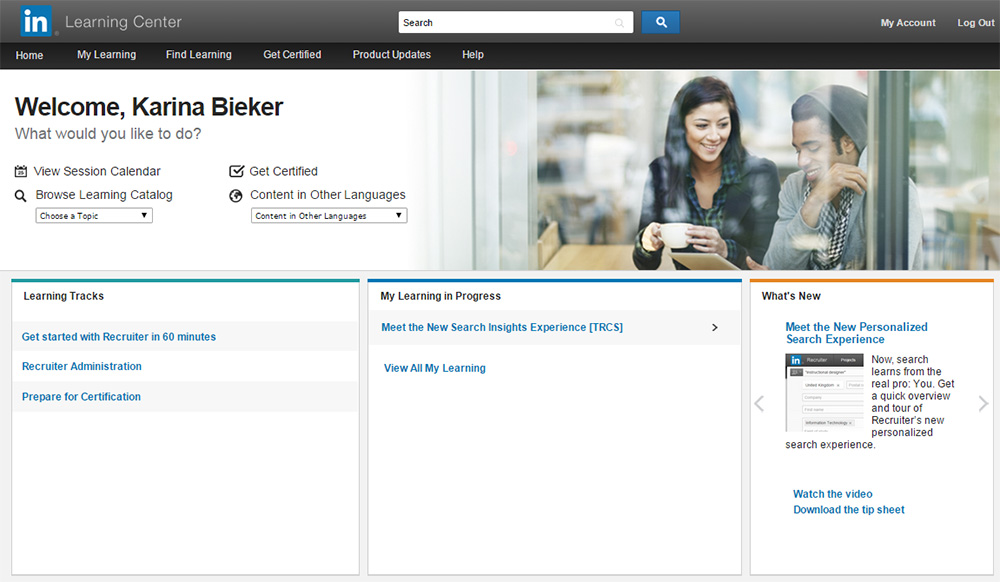 linkedin-learning-center