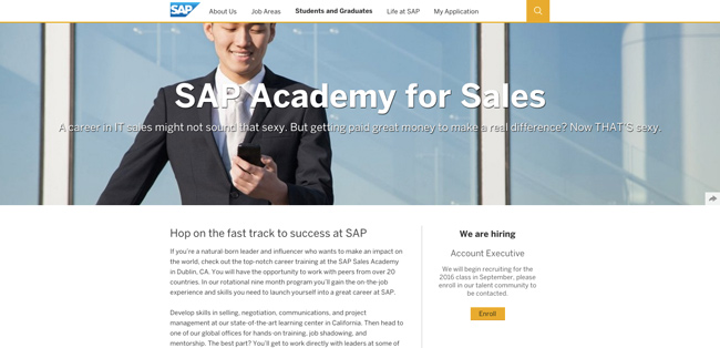 SAP-academy-for-sales