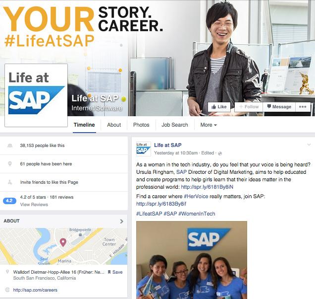 SAP-facebook
