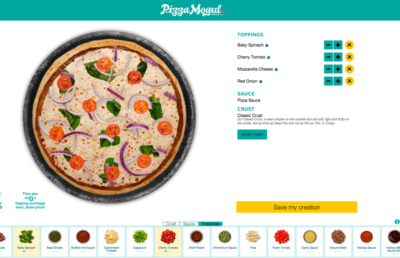 pizza mogul