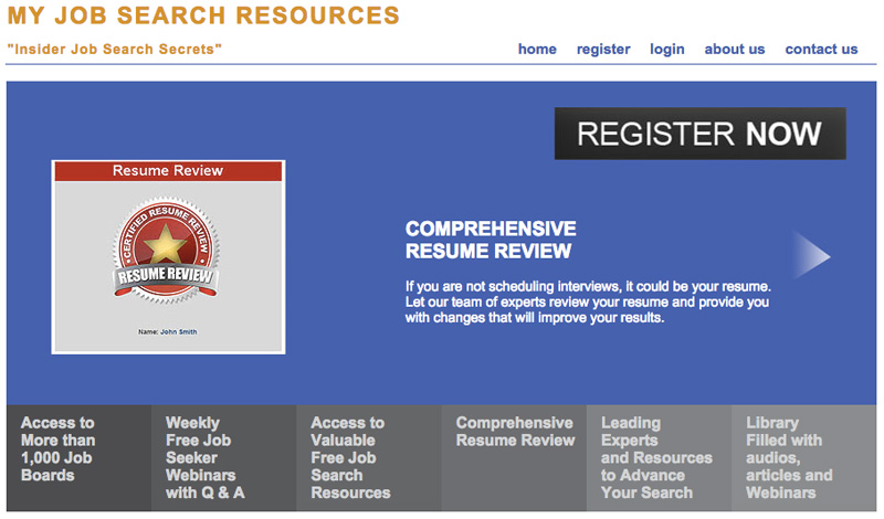 job search resource