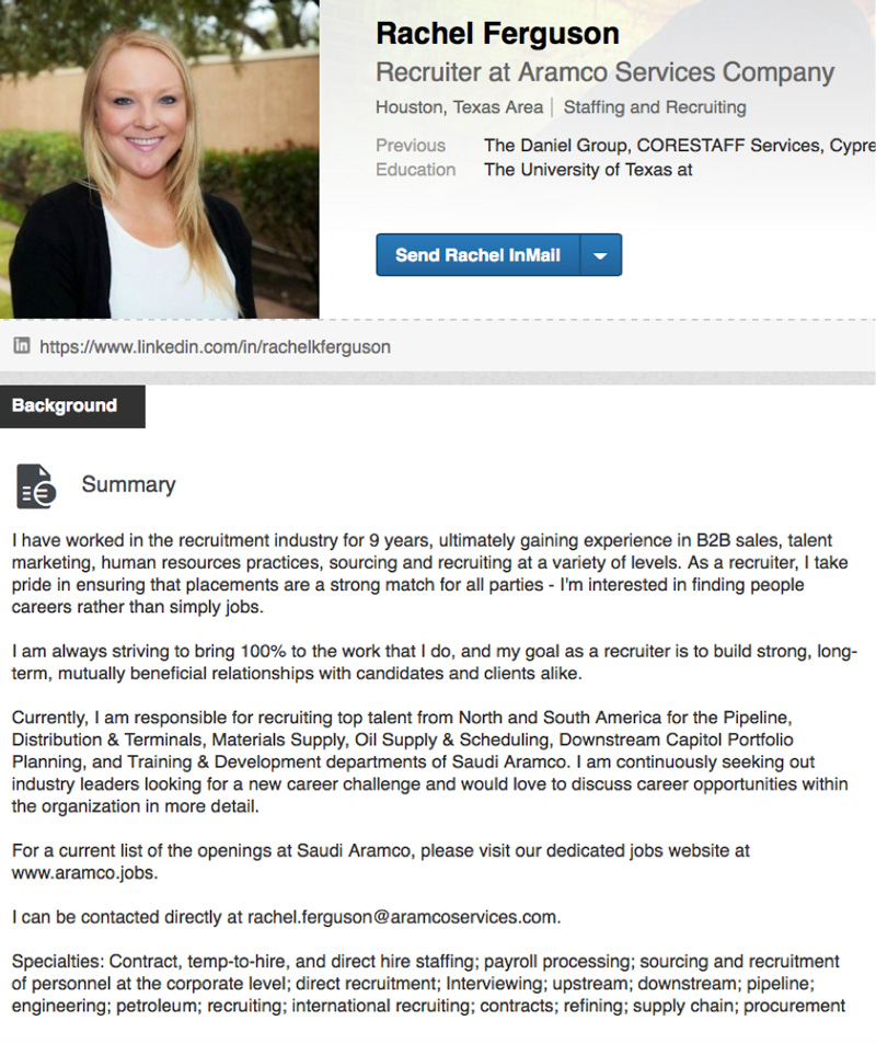 "How To Write A ""Sticky"" LinkedIn Profile Summary"