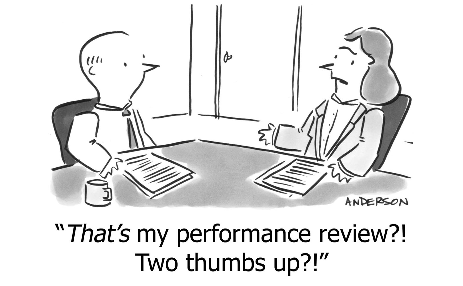 yearly performance review