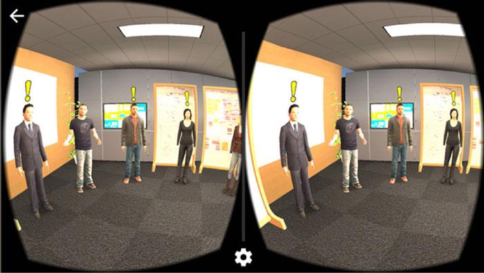 virtuaalreaalne mäng