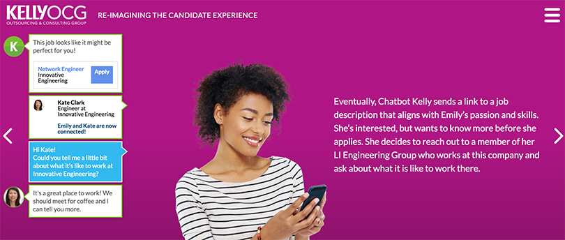 Recruiting Chatbots Won't Take Your Job, But They Will Make It Easier   LinkedIn Talent Blog