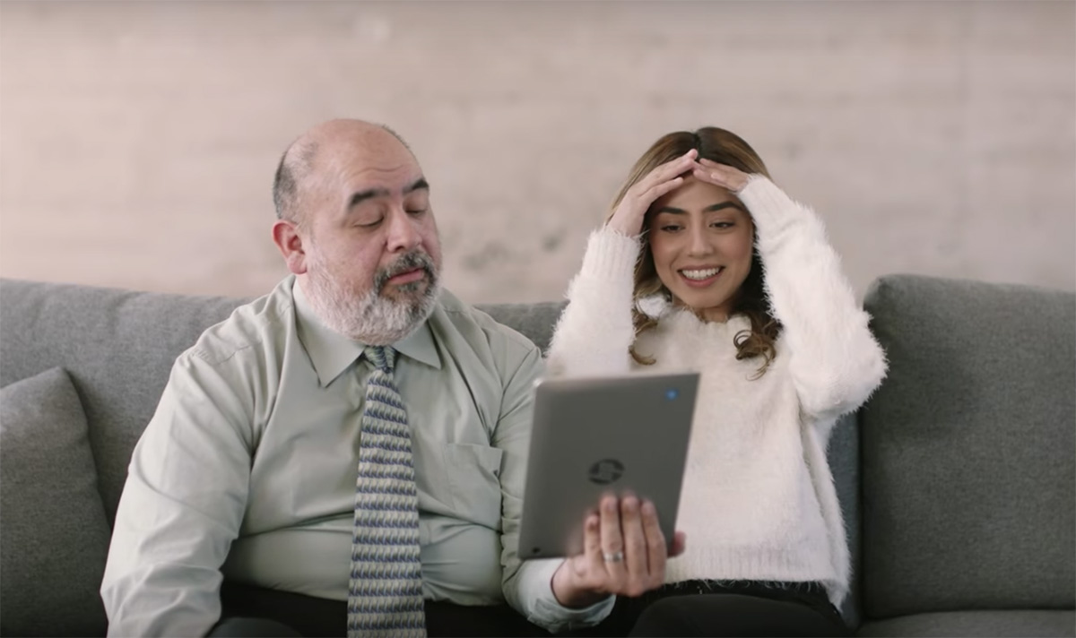 A Black Fathers Search For Diverse >> Hp Creates Diversity Hiring Video Series That Will Give You