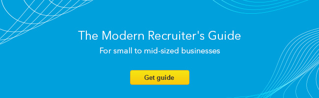 modern recruiting for small business