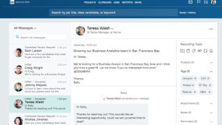 Save time with the new Recruiter inbox