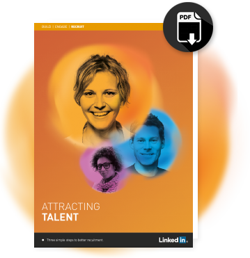 Attracting talent tip sheet