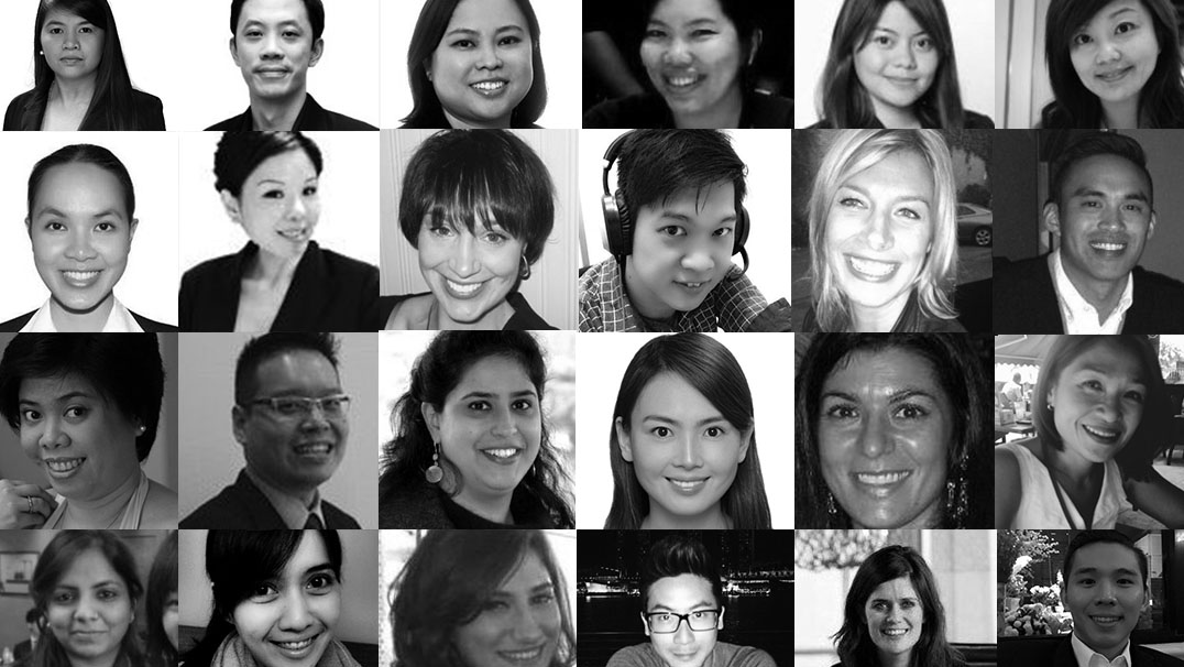 Top Social Recruiters<br/> Southeast Asia