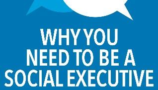 Social Executive Infographic