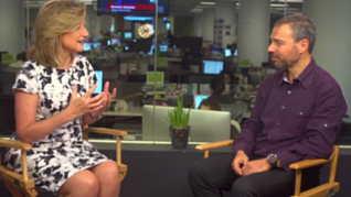 Fireside Chat with Arianna Huffington​