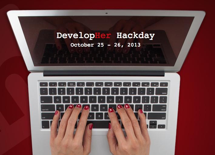 DevelopHer Hackday