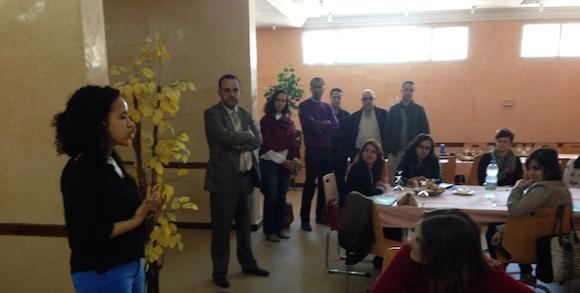 Social entrepreneurs at INPT