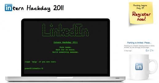 Intern hackday