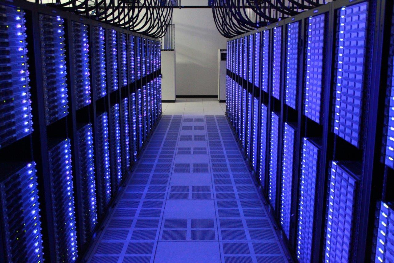 Inside LinkedIn's Texas data center