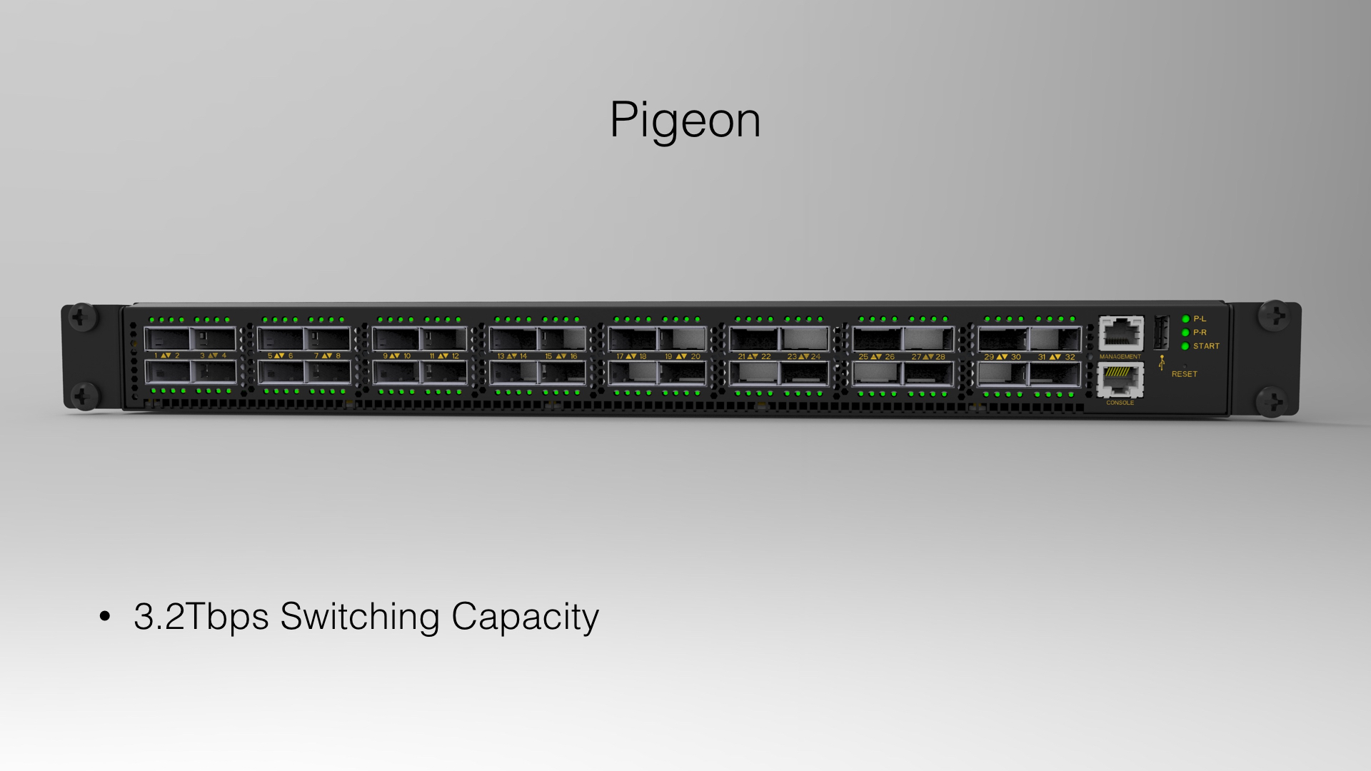 Pigeon switch