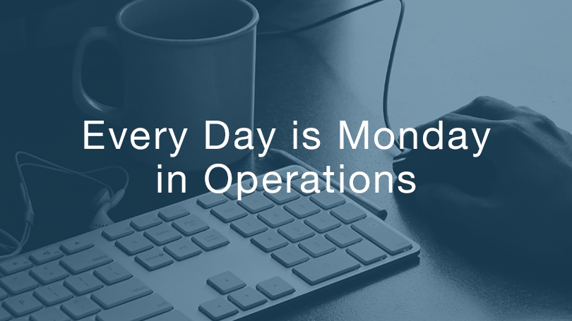 every day is monday in operations linkedin engineering