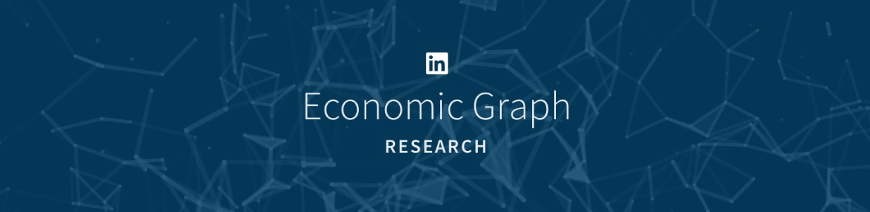 Research Updates: Economic Graph Research Program CFP | LinkedIn