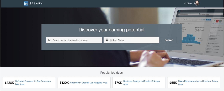 Using Economic Graph Data to Power the LinkedIn Salary