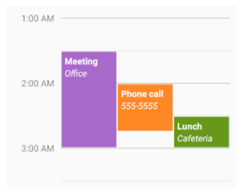 Open Sourcing our Day View UI Library for Making Meetings Easier
