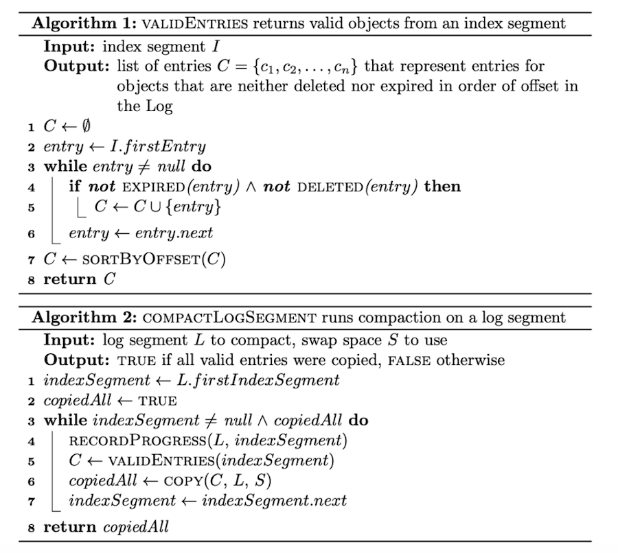 log-segment-copy-algorithm