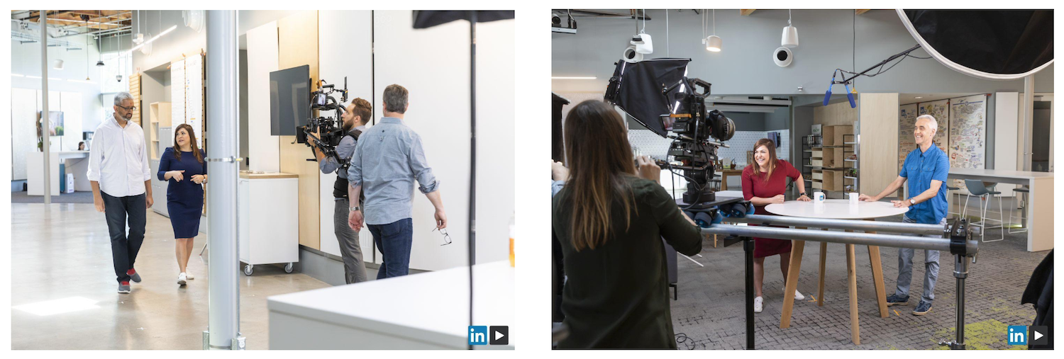 linkedin-learning-behind-the-scenes-recording