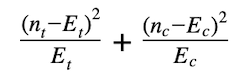 chi-squared-statistics-for-E-t-and-E-c-respectively