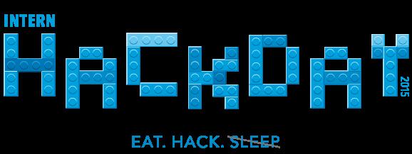 Intern Hackday 2015: Eat. Hack. Sleep