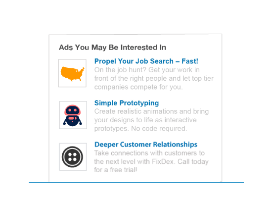 Marketing advertising on linkedin linkedin marketing solutions colourmoves