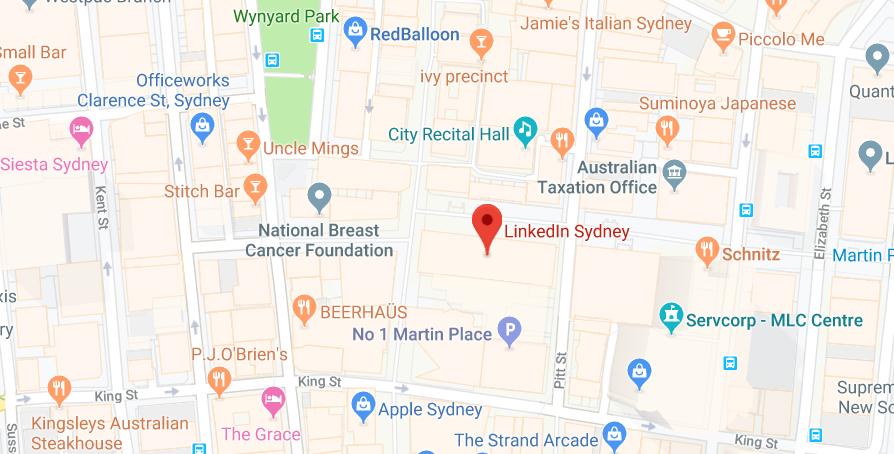 LinkedIn Sydney