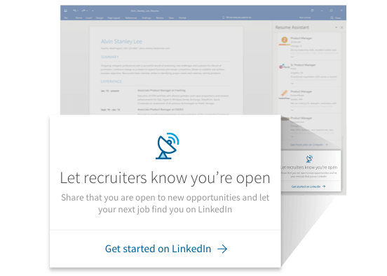 Engage With Interested Candidates Faster  Linkedin Resume
