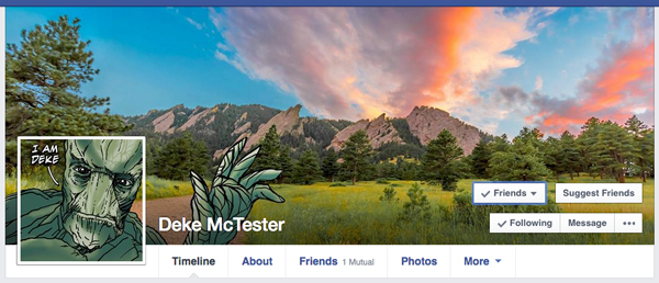 The Ultimate Facebook Cover Photo Guide—and Template!