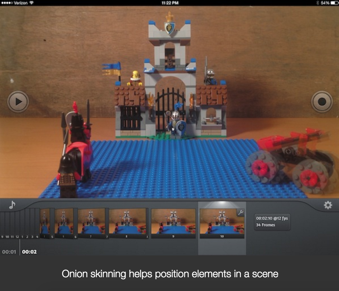 Make a Stop Motion Movie on Your iPhone or iPad  It's Easy!