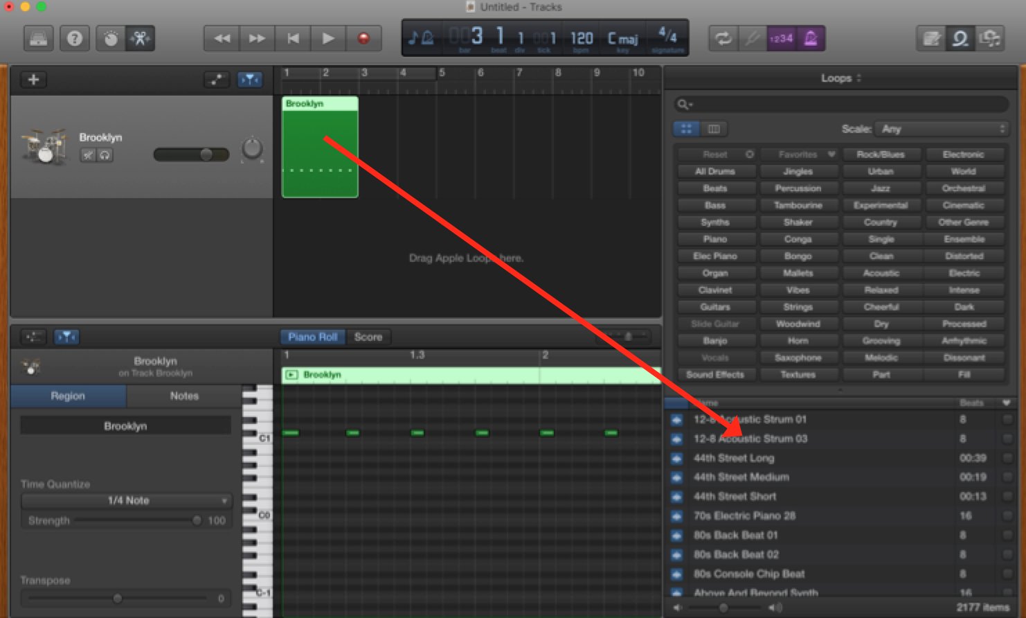 How to Create Your Own Click Track in GarageBand