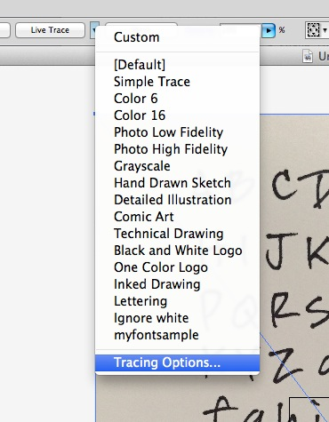 Create a Font — Out of Your Own Handwriting