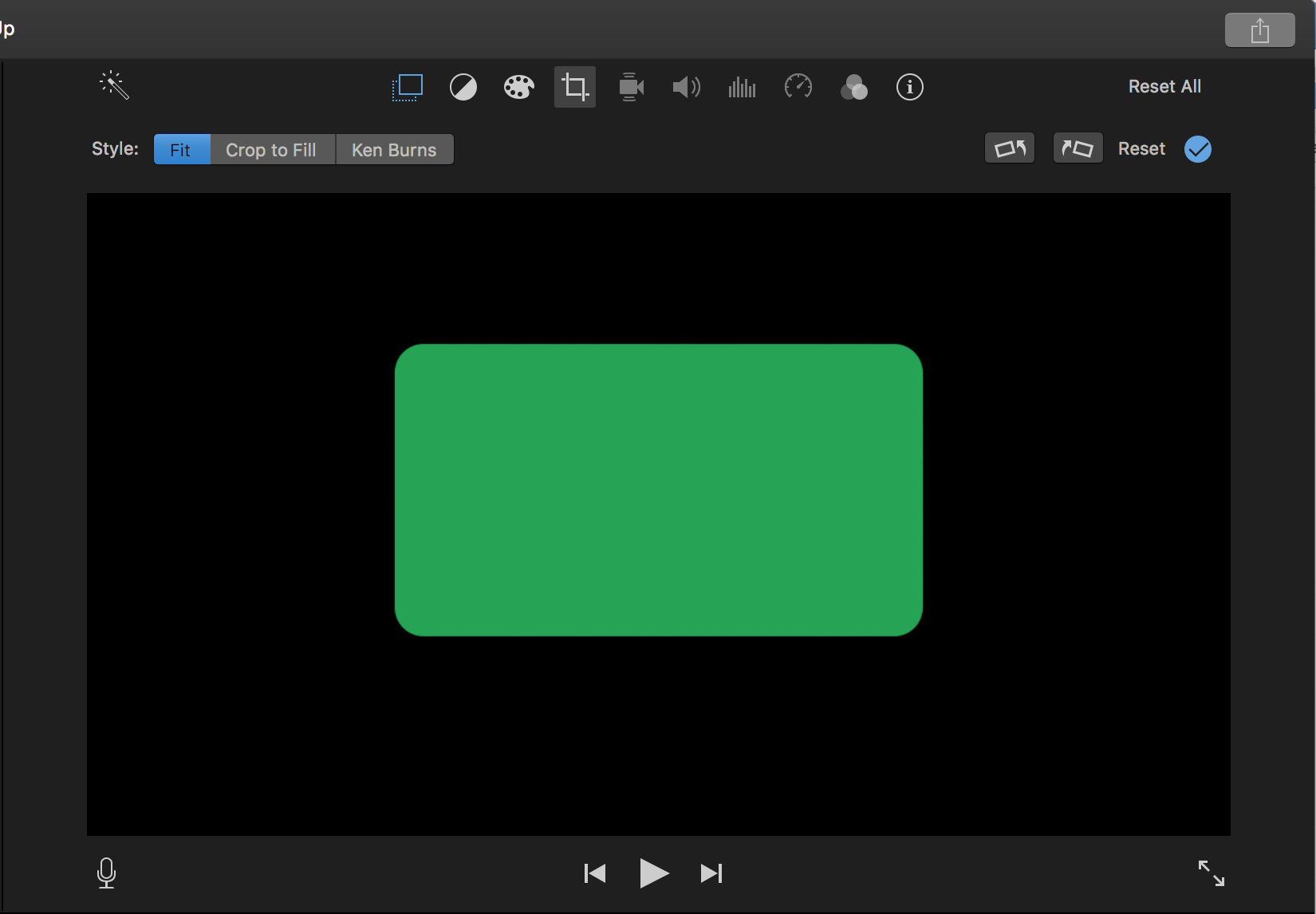 How to Block Out Someone's Face – or Anything Else – in iMovie